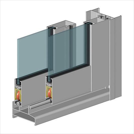 Замовити алюмінієві розсувні системи, балкони, вікна, перегородки