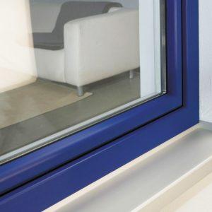 Широкий вибір кольорів та структур для пластикових вікон