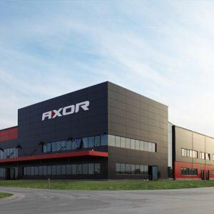 Виробництво фурнітури Axor